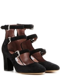 Tabitha Simmons Ginger Suede Pumps