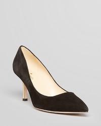 Kate Spade New York Pointed Toe Pumps Jessa High Heel