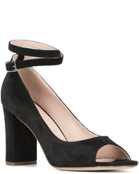Unützer Peep Toe Pumps
