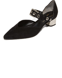 Robert Clergerie Point Toe Pumps
