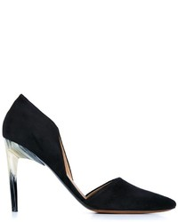 Proenza Schouler Painted Heel Pumps