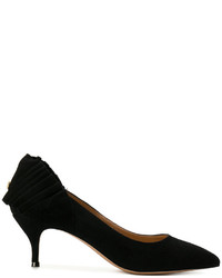 Twin-Set Ruched Detail Pumps