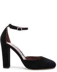 Tabitha Simmons Suede Petra Heels