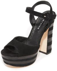Alice + Olivia Liberty Platform Sandals