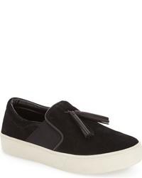Marc Fisher Ltd Sadee Tassel Slip On Sneaker
