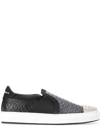 Philipp Plein Slip On Sneakers