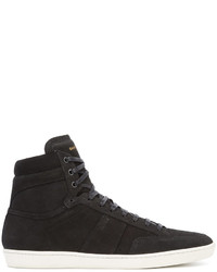 Saint Laurent Hi Top Sneakers