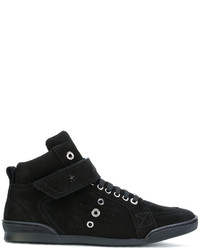 Jimmy Choo Lewis Hi Top Sneakers