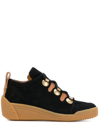 See by Chloe See By Chlo Contrast Sole Sneakers