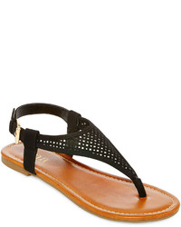 d6f067a58ca3 jcpenney Olsenboye Olsenboye Coco Stone Embellished Flat Sandals Out of  stock · jcpenney Ana Ana Stella Thong Sandals