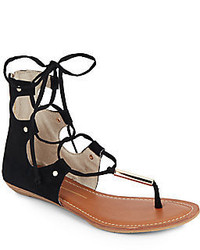Dolce Vita Arro Suede Gladiator Sandals