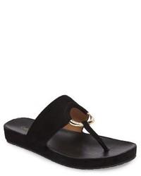 Ringed flip flop medium 3694189