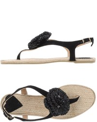 Twin-Set Simona Barbieri Toe Strap Sandals