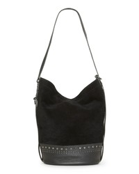 Vince Camuto Julie Leather Hobo