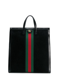 Gucci Ophidia Web Logo Tote Bag