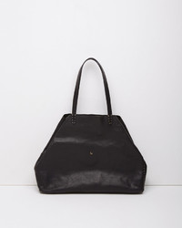 Henry Cuir Parenthese Large Tote