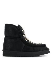 Tosca Blu Flat Embellished Boots