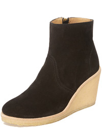 Gaya wedge booties medium 953287