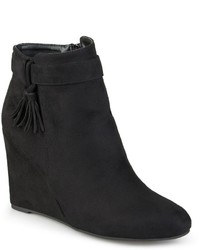 Journee Collection Gia Wedge Ankle Boots