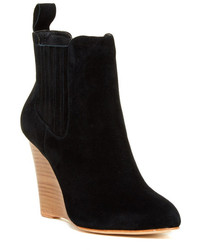 Madison Harding Maddie Wedge Ankle Bootie