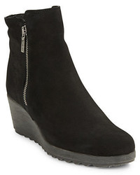 The Flexx Pic A Winner Suede Ankle Boots