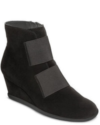 Aerosoles Rosoles Get Fit Suede Ankle Boots