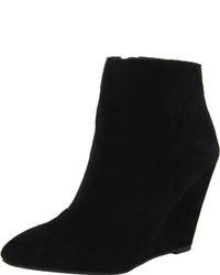 Seychelles Turn Up The Heat Suede Wedge Bootie