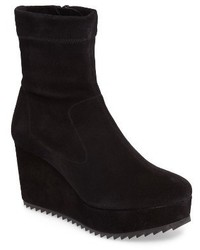 Urika platform wedge bootie medium 4136203