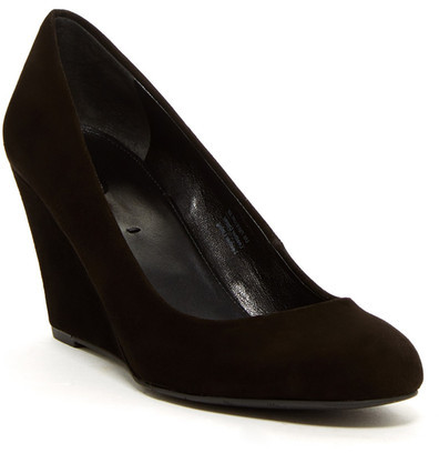 Via Spiga Suede Wedge Pumps clearance for cheap buy cheap under $60 2015 new cheap price cheap sale newest 6sdi4YiI