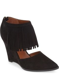 Lola fringe wedge pump medium 816706