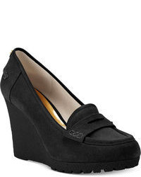MICHAEL Michael Kors Michl Michl Kors Rory Loafer Wedge Pumps