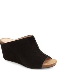 Sudini Bailey Suede Wedge