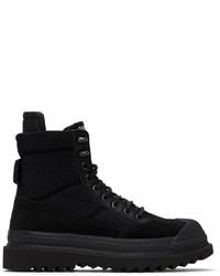 Diesel Black H Shiroki Hb High Top Sneakers