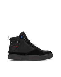 Diesel Lace Up Boots