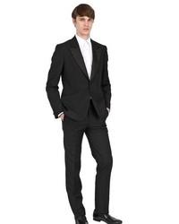 Alexander McQueen Cool Wool Tuxedo Suit