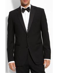 BOSS The Starsglamour Trim Fit Wool Tuxedo