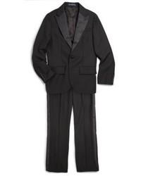 Ralph Lauren Boys Two Piece Wool Suit