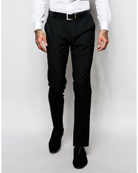 Asos Brand Skinny Suit Pants With Stretch
