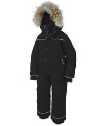 Canada Goose Grizzly Hooded Snowsuit Size 2 7