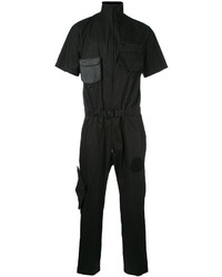 Y-3 High Neck Belted Jumpsuit