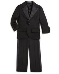 Ralph Lauren Little Boys Two Piece Wool Suit