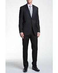 London jones trim fit wool suit medium 378898