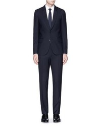 Paul Smith London Soho Wool Travel Suit