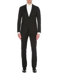 Armani Collezioni Modern Fit Wool Suit