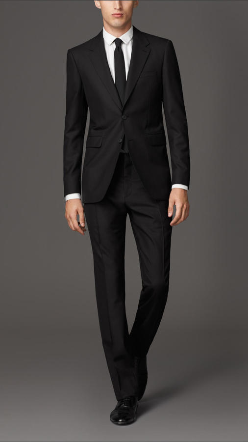Burberry Modern Fit Wool Suit | Where to buy & how to wear