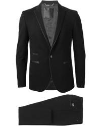 Philipp Plein Diamond Cut Suit