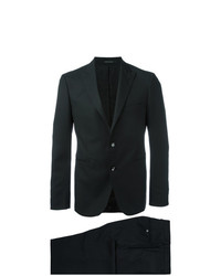 Tagliatore Pointed Lapel Two Piece Suit