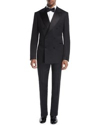 Tom Ford Shelton Base Double Breasted Tuxedo Suit