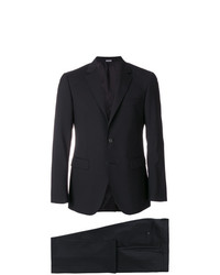 Lanvin Single Breasted Two Piece Suit