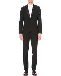 Paul Smith Soho Fit Wool And Mohair Blend Evening Suit